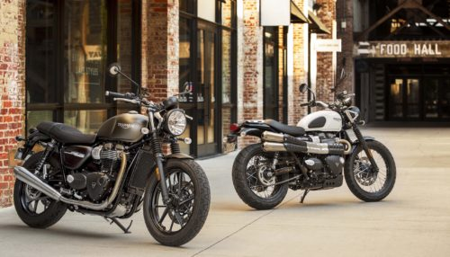 2019 Triumph Street Twin / Street Scrambler Review – First Ride