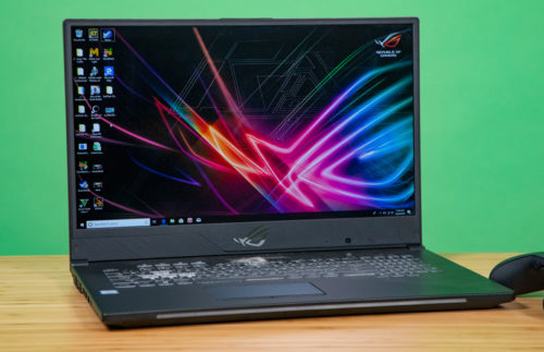 Asus ROG Strix Scar II (GL704GM) Review