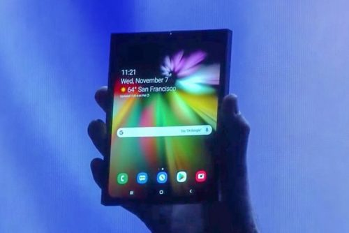 Samsung Galaxy F or Galaxy X: What's the story on Samsung's foldable phone?