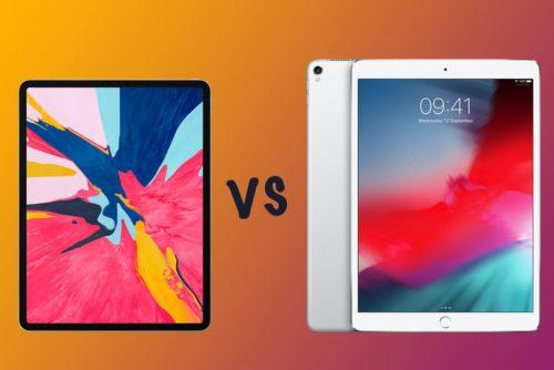 New Apple iPad 12.9 (2018) vs old iPad Pro 12.9 (2017): Worth the upgrade?
