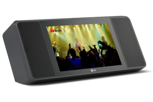 LG XBoom WK9 is the Google Assistant smart display to bring the noise