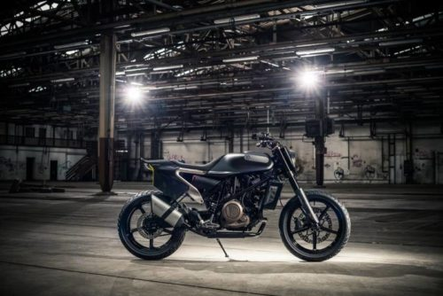 2019 Husqvarna Svartpilen 701 First Look