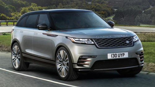 2019 Land Rover Range Rover Velar Review
