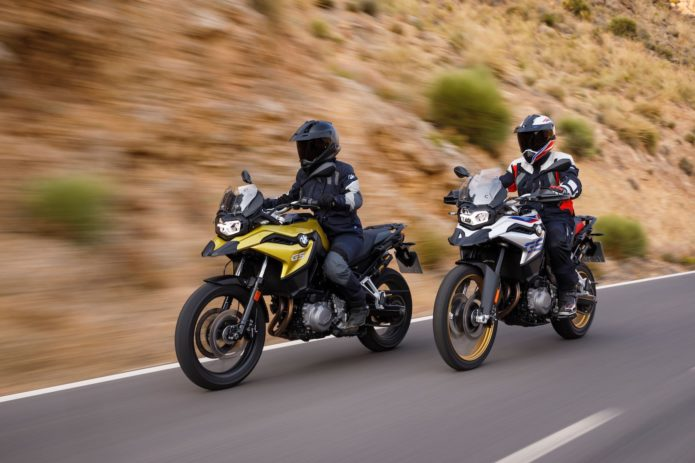 2019 BMW F 850 GS And F 750 GS Review – First Ride