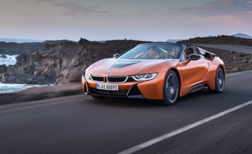 2019 BMW i8 Review