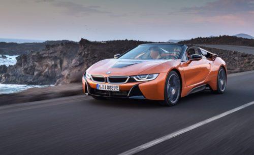2019 BMW i8 Review