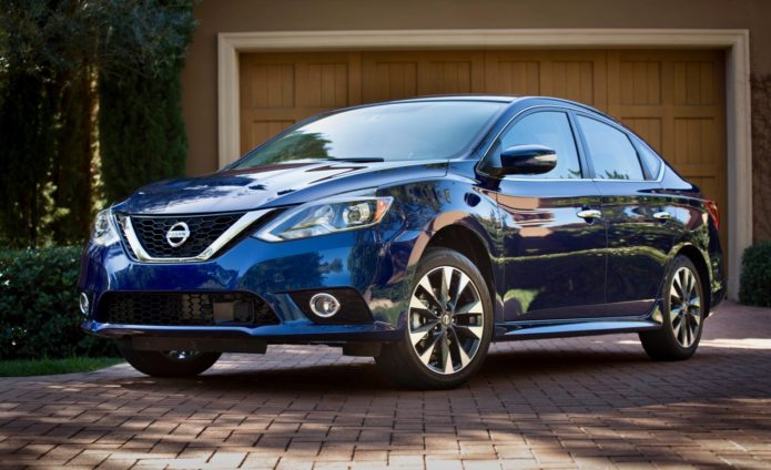 Nissan today announced U.S. pricing for the 2018 Nissan Sentra, which is on sale now at Nissan dealers nationwide. Pricing starts at ,990 for the Sentra S with 6-speed manual transmission – unchanged from the previous model year.
