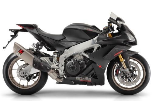 2019 Aprilia RSV4 1100 Factory First Look Review : 12 Fast Facts