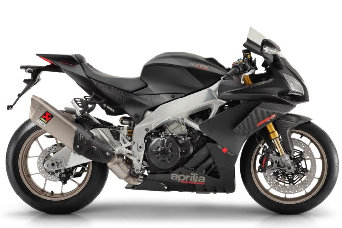 2019 Aprilia RSV4 1100 Factory Review : First Look (12 Fast Facts)