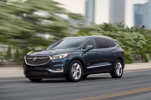 2019 Buick Enclave Review
