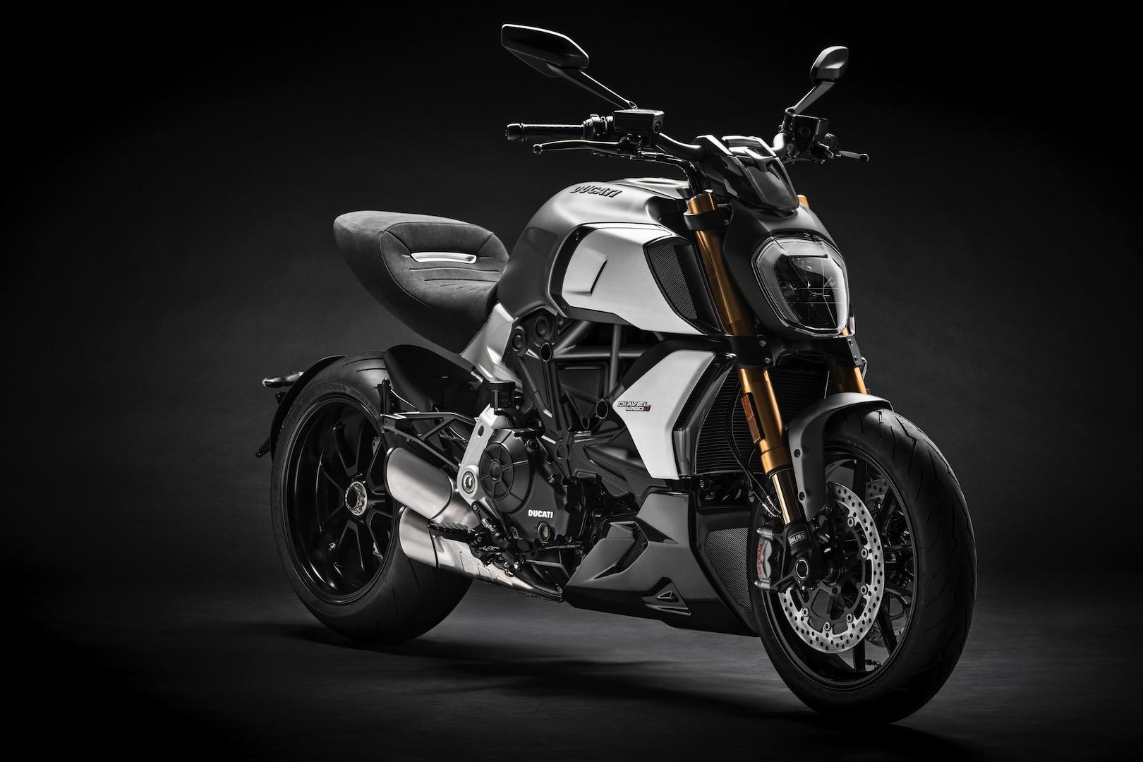 New Ducati Diavel X