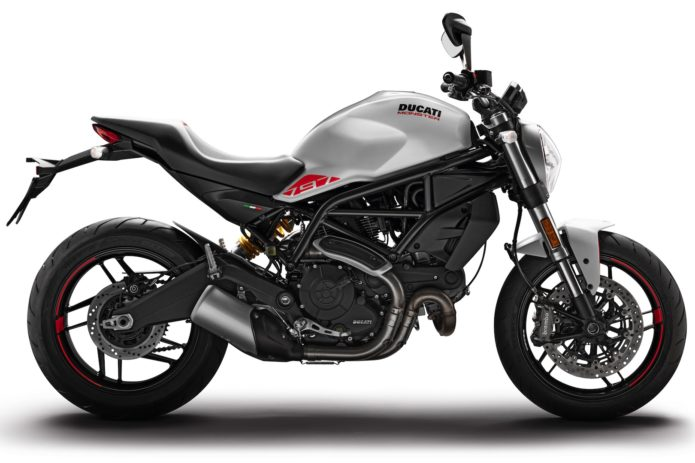 2019 Ducati Monster 797 First Look Review : Non-Plussed -- New Entry-Level Monster