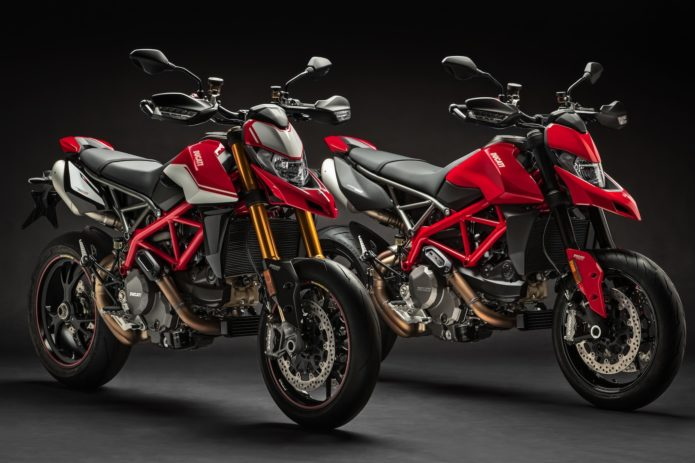 2019 Ducati Hypermotard 950 and 950 SP First Look : Rejuvenated (18 Fast Facts)