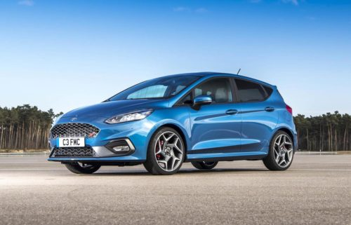 2019 Ford Fiesta Review