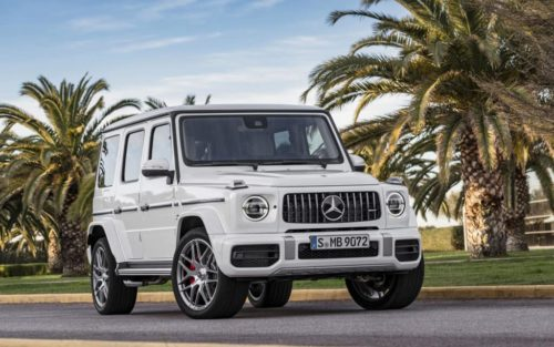 2019 Mercedes-Benz G Class Review
