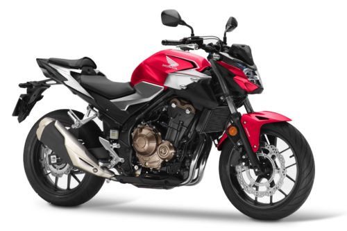 2019 Honda CB500F First Look Review : Not Quite An R Yet (9 Fast Facts)
