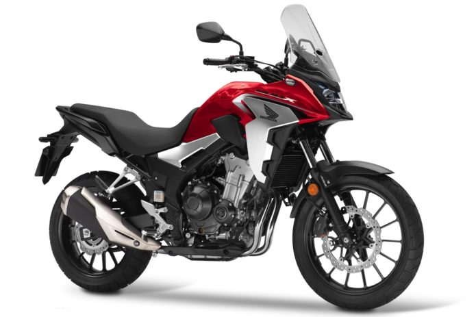 2019 Honda CB500X First Look (8 Fast Facts)