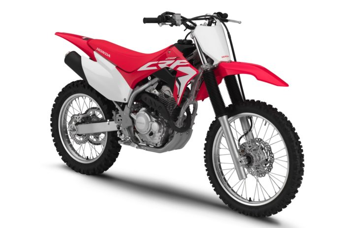 2019 Honda CRF250F First Look Review : All-New Flagship Trailbike (11 Fast Facts)