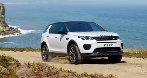 2019 Land Rover Discovery Sport Review