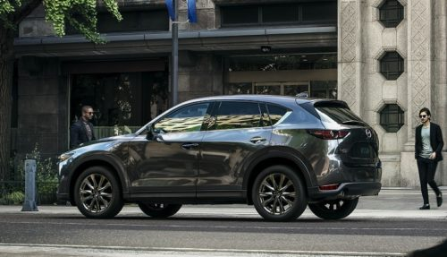 What's New in the Mazda CX-5 for the 2019 Model Year