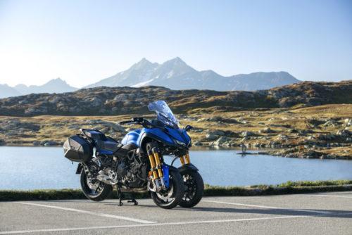 2019 Yamaha Niken GT Sport-Tourer First Look
