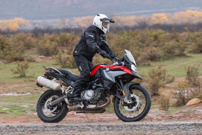 2019 BMW F 850 GS First Ride Review (20 Fast Facts)
