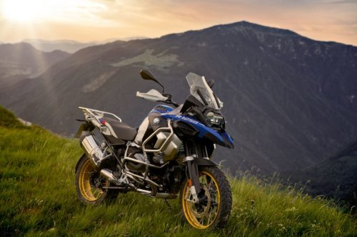2019 BMW R 1250 GS Adventure First Look Review