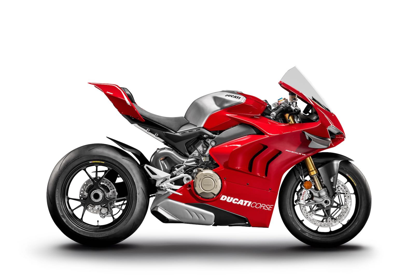 Ducati Panigale V R First Look Preview on V4 Engine Blueprint