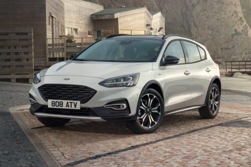 2019 Ford Focus Active crossover under $30K