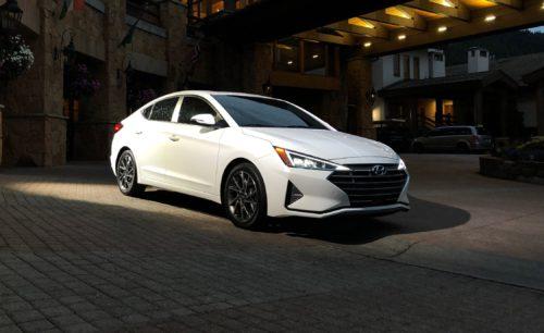 2019 Hyundai Elantra Review