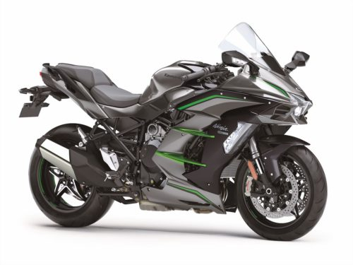 2019 Kawasaki Ninja H2 SX SE+ First Look Review : Major Updates for the Sport Tourer