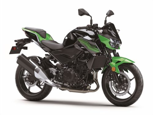 2019 Kawasaki Z400 ABS First Look Review : 11 Fast Facts