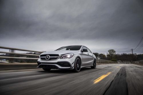 2019 Mercedes-Benz CLA Class Review