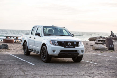 2019 Nissan Frontier Review