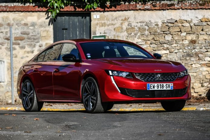 2019 Peugeot 508 Fastback Review — International