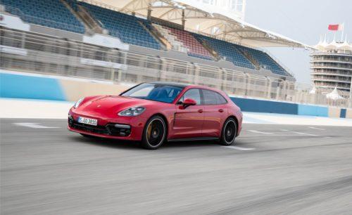 2019 Porsche Panamera GTS first drive review