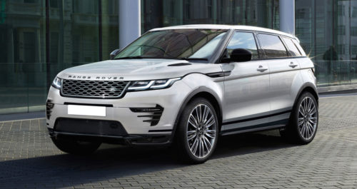 2019 Land Rover Range Rover Evoque Review