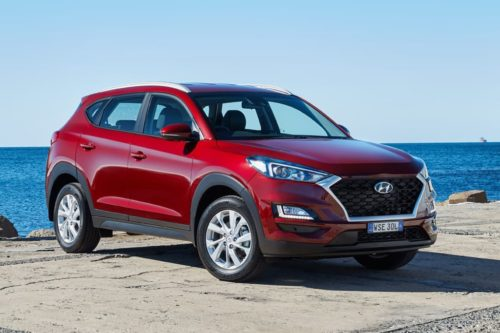 2018 Hyundai Tucson Active X with SmartSense Safety Pack Review – Road Test