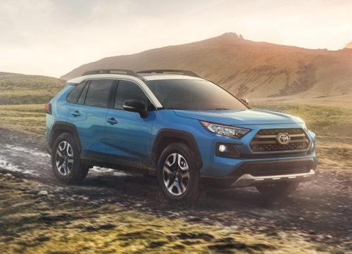 2019 Toyota RAV4: Ten Things We Know