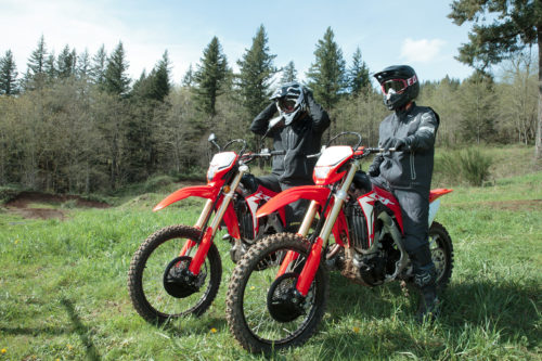 2019 Honda CRF450X Review – First Ride