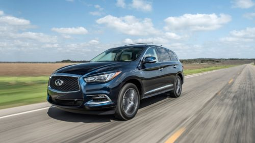 2019 INFINITI QX60 Review