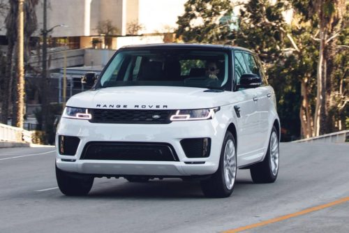 2019 Land Rover Range Rover Sport Review