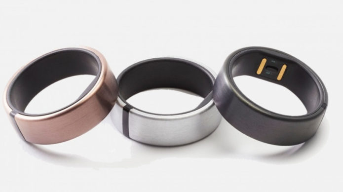 Charged up: Smart rings are awesome - they just don't suit all sports and fitness