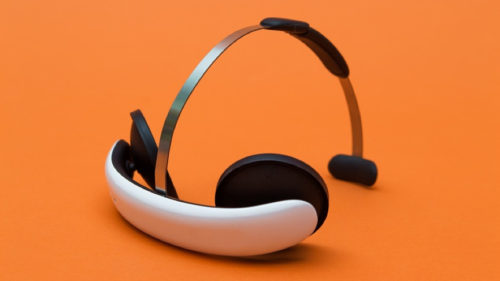 Flow is a medical grade headset and therapy app designed to treat depression
