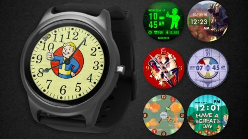 And finally: Fallout smartwatch is bringing Vault Boy to the wrist