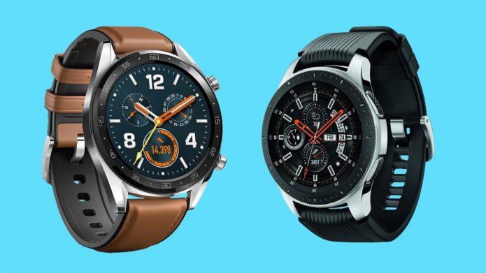 Huawei Watch GT v Samsung Galaxy Watch: Wear OS alternatives compared