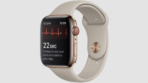 Apple Watch Series 4 ECG feature could get imminent release