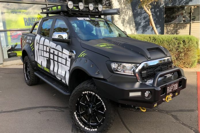 Top 10 rigs at the 2018 4×4 Show