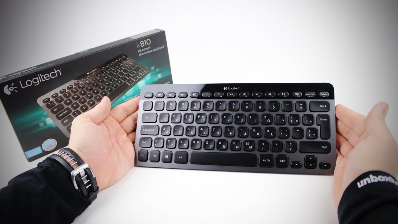 Logitech K810 Multi-Device keyboard review: A mobile convenience missing just one thing