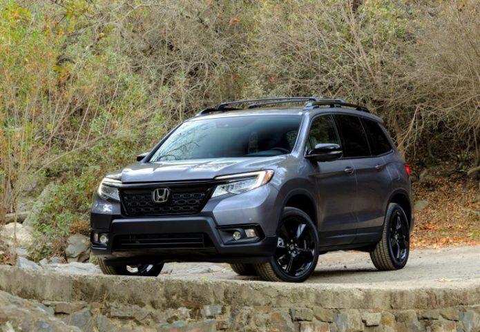 2019 Honda Passport Arrives: Photos, Specs, Tech & Key Details